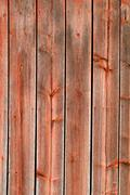 Red Rustic Weathered Barn Wood Board Background Stock Photos