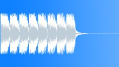 Retro Explosive Ding 02 Sound Effect