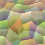 Abstract Seamless Color Background Stock Illustration