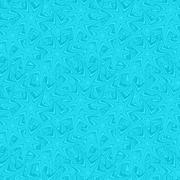 Aqua seamless star pattern background Stock Illustration