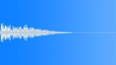 Futuristic Engine Stop Sound Effect