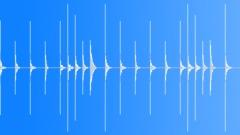 Wood Blocks Video Game Loop 04 Sound Effect