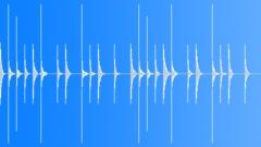 Wood Blocks Video Game Loop 05 Sound Effect