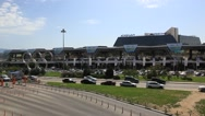 Stock Video Footage of Russia. Sochi - 2013: Parking in airport