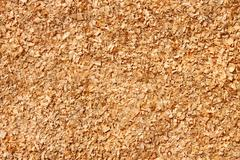 Fine sawdust as a texture - stock photo