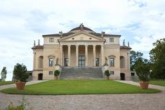 Villa La Rotonda - stock photo