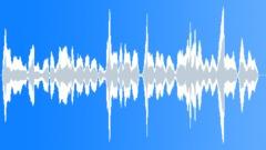 Cartoon gloomy male babble talk Sound Effect