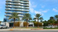 Regalia penthouse condominium. Stock Footage