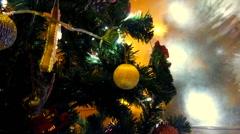 ChristmasLight Stock Footage