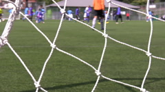 Football halftime Stock Footage