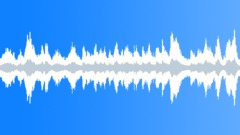 Distant school corridor voices ambience loop - sound effect