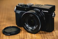 Panasonic Lumix LX100 - stock photo