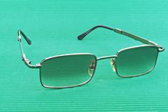 Vision glasses - stock photo