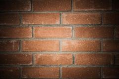 yellow brickwork - stock photo