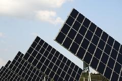 Renewable energy - stock photo
