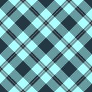 Stock Illustration of Abstract seamless checkered textile pattern