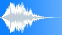 Cinematic Suspense Stinger (Massive, Transition, Flyby) Sound Effect