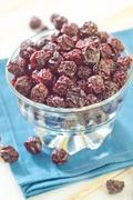 Dry cherry Stock Photos