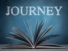 Journey - stock photo