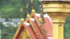 Buddhist Temple Stock Footage