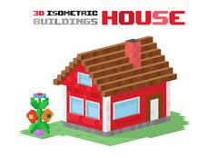 Family house building vector illustration Piirros