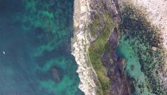 Jurassic Coast: Rock Pool - stock footage