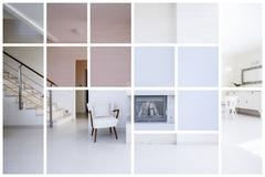 Spacious open residence - stock photo