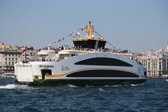 Stock Photo of Ferry
