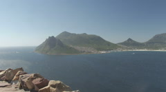 Hout Bay, South Africa Stock Footage