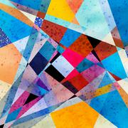 Stock Illustration of colorful abstract background