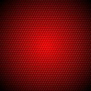 Dark red metal perforated texture Stock Illustration