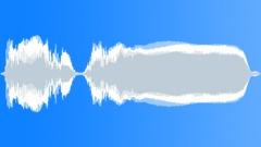 "Cartoon Voice ""Uh-oh""#3 - sound effect"