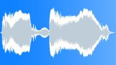 """Cartoon Voice """"Oh No #9 - sound effect"""