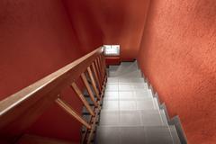 Modern staircase Kuvituskuvat