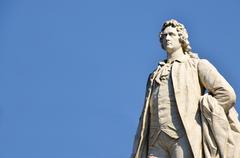 Wolfgang Goethe - stock photo