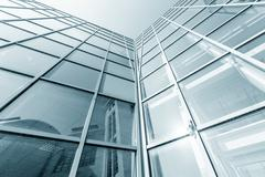 Industrial business architecture Stock Photos