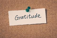 Gratitude Stock Photos
