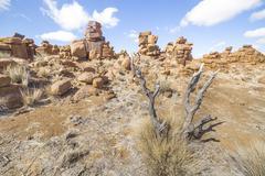 The Giant's Playground, near Keetmashoop, Namibia Stock Photos