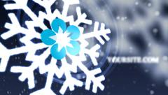 SNOWFLAKE - stock after effects