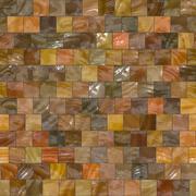 Texture of tile seamless background - stock illustration