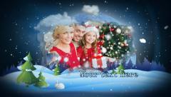 Christmas Slideshow Kuvapankki erikoistehosteet