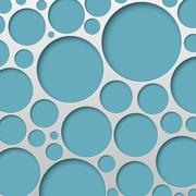 Abstract Circle Background  Vector Illustration Stock Illustration