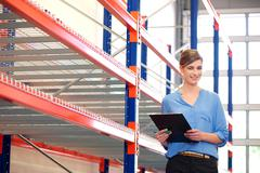 Working Logistics Stock Photos