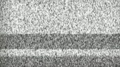 VCR - VHS - Static - Green Screen  02 - stock footage