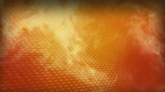 Carbon fiber with Smoke Background Stock Footage