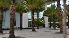 Apogee South Beach Stock Footage