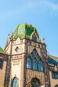 Museum of Applied art, Budapest - stock photo