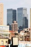 Cityscape of Midtown Manhattan - stock photo