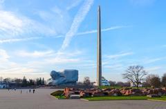 """The memorial complex """"Brest Hero Fortress"""", Belarus Kuvituskuvat"""