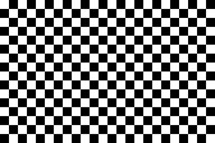 Seamless pattern chessboard - stock illustration